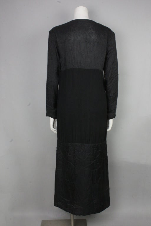Issey Miyake Silk Dress 3