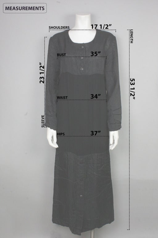 Issey Miyake Silk Dress 5