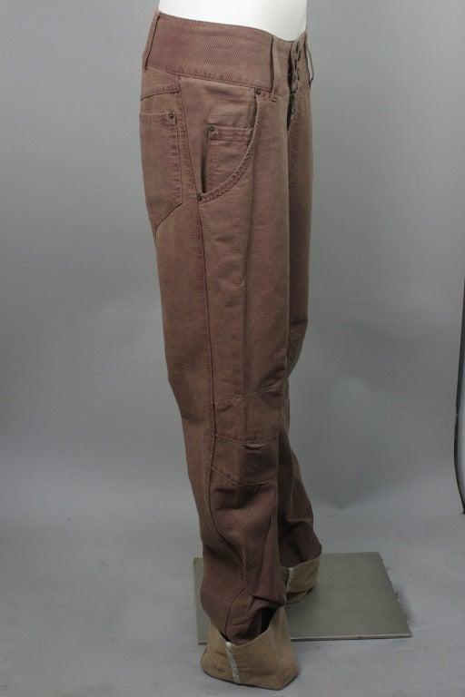 1990s Vivienne Westwood Men's Pant 2