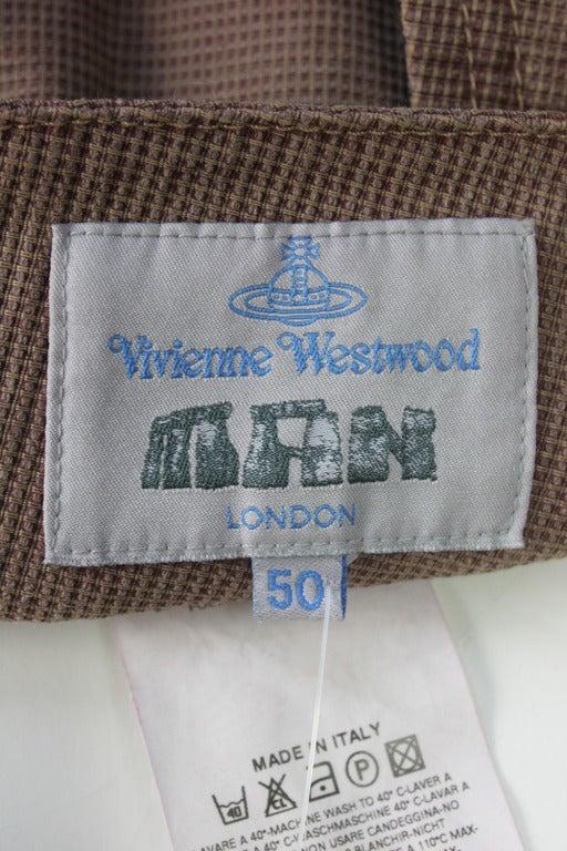 1990s Vivienne Westwood Men's Pant 4