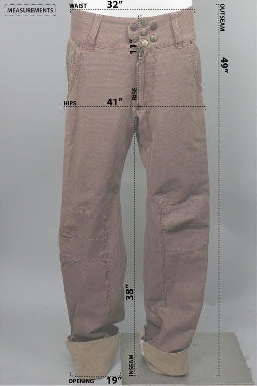 1990s Vivienne Westwood Men's Pant 5