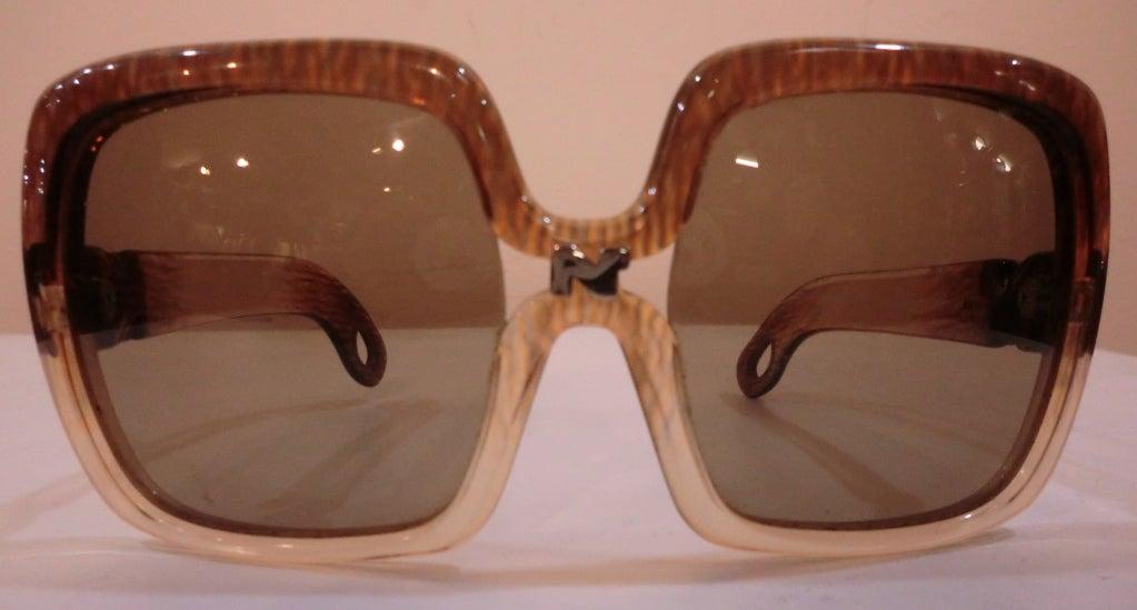 1970's Nina Ricci Sunglasses image 2