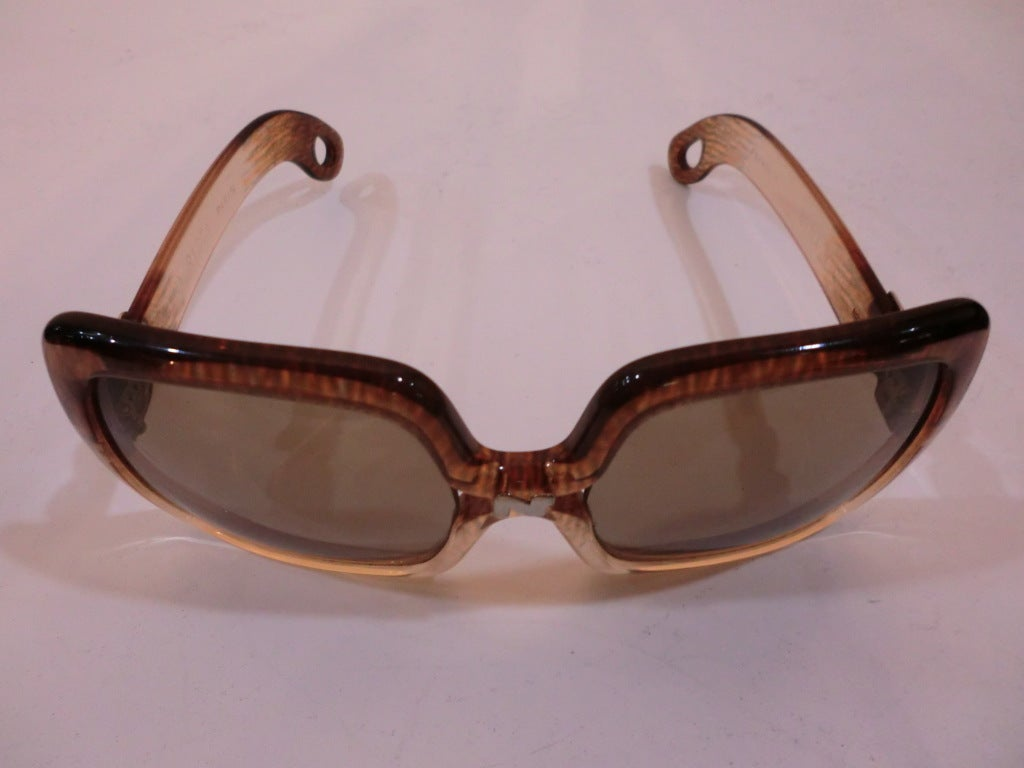 1970's Nina Ricci Sunglasses 3
