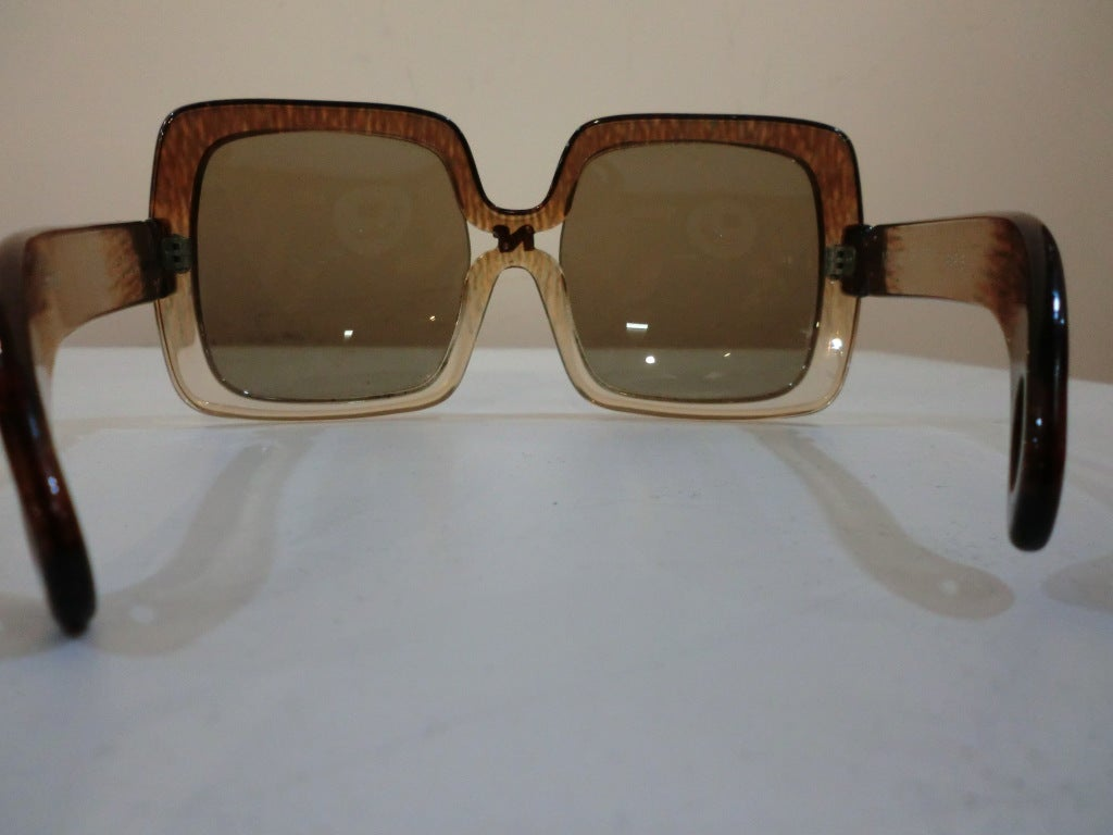 1970's Nina Ricci Sunglasses 5