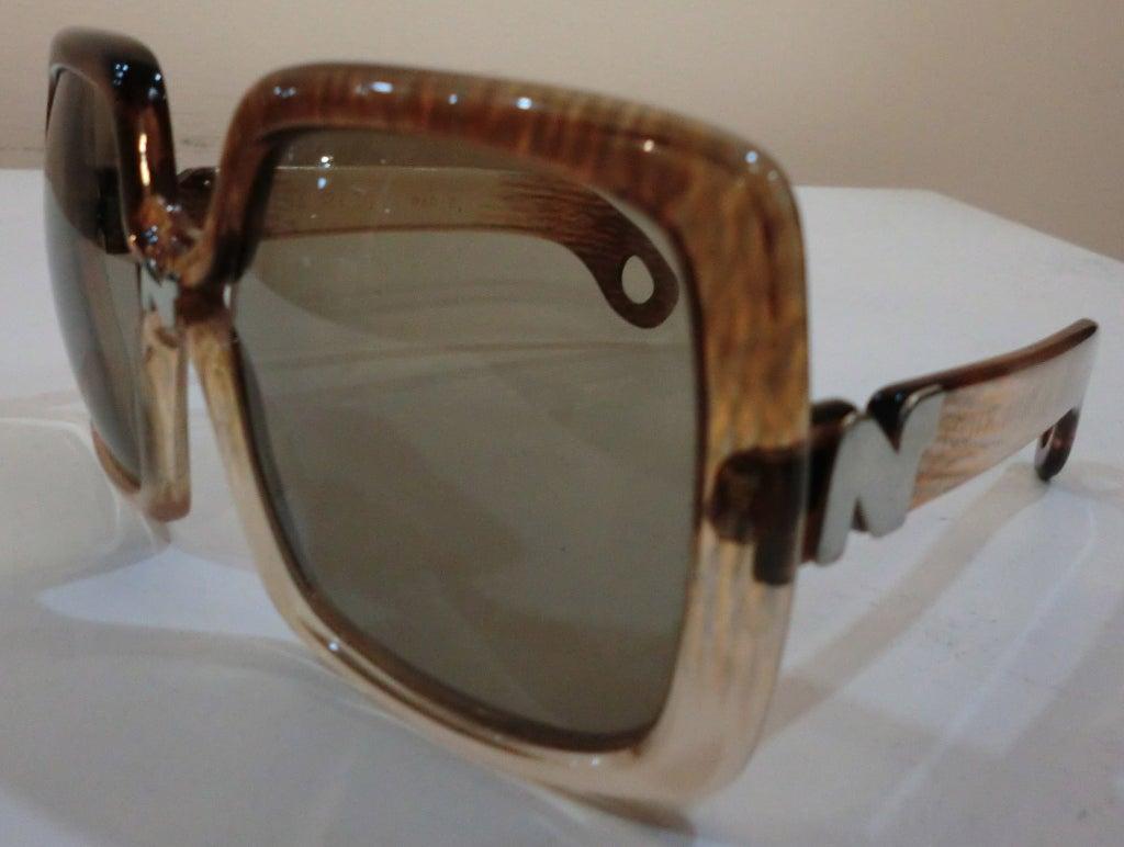 1970's Nina Ricci Sunglasses 6