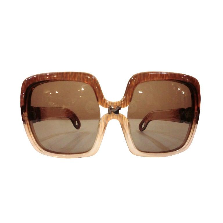 1970's Nina Ricci Sunglasses 1