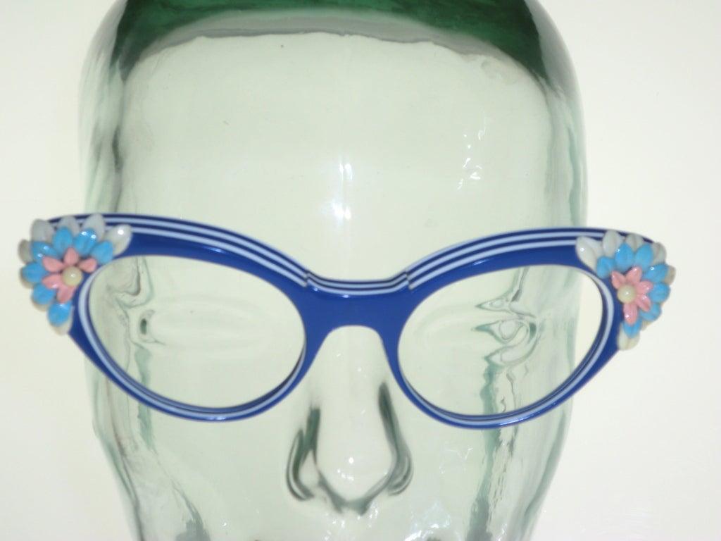 Schiaparelli 50s Sunglass Frames - Dead Stock 2