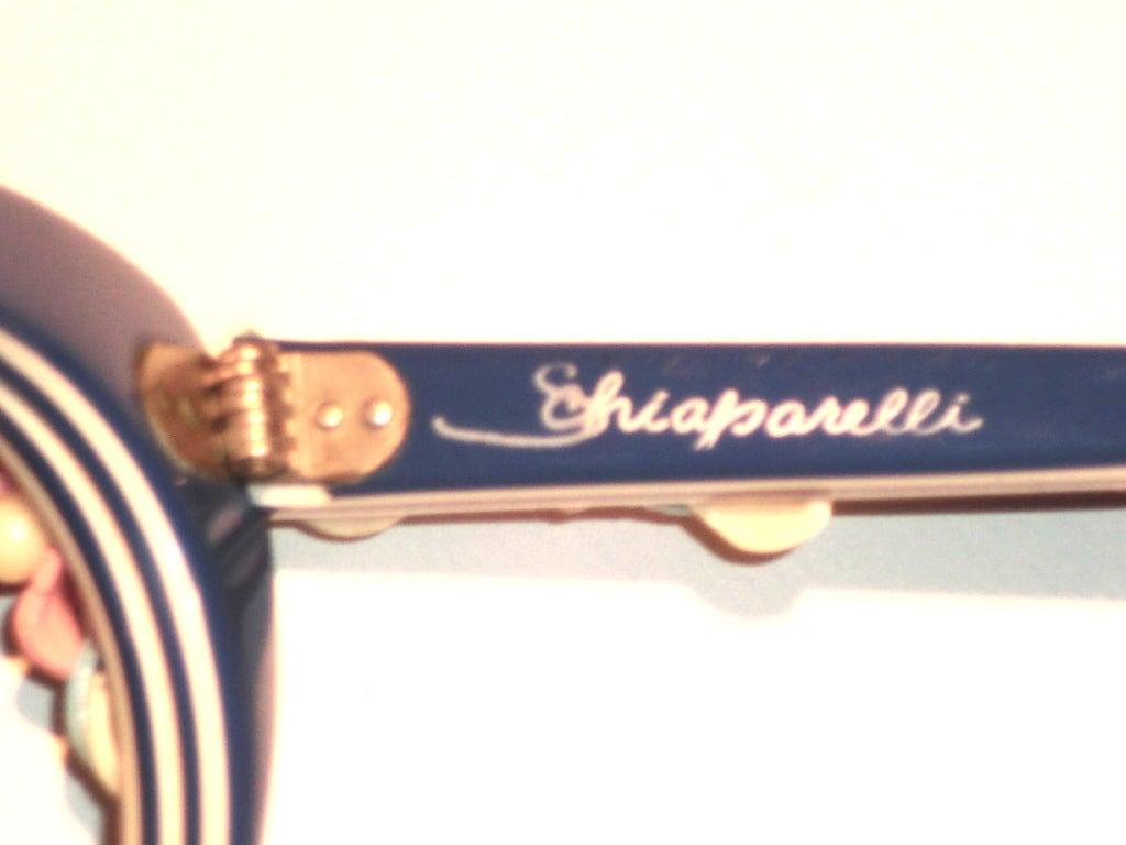 Schiaparelli 50s Sunglass Frames - Dead Stock 4