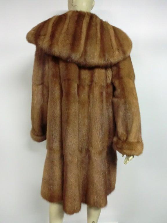 Women's Giuliana Teso Kolinsky Sable Coat from Neiman Marcus