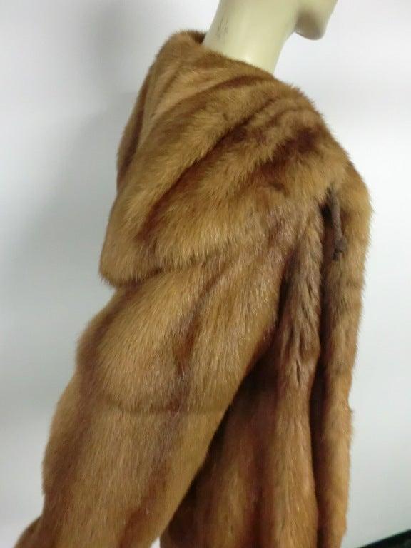 Giuliana Teso Kolinsky Sable Coat from Neiman Marcus 1