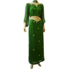 Gorgeous Indian Inspired Caftan from London