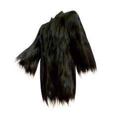 Fantastic 40s Monkey Fur Coat