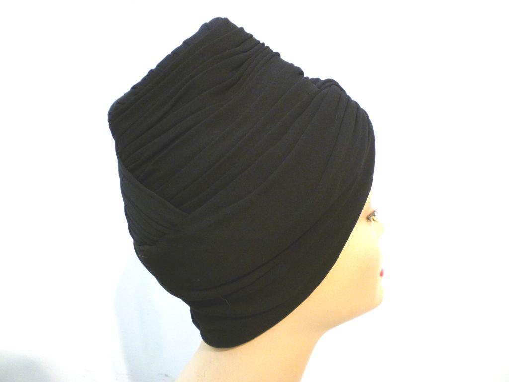 Miss Irene Silk Jersey Turban 40s/50s 4