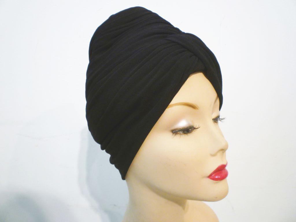 Miss Irene Silk Jersey Turban 40s/50s 5