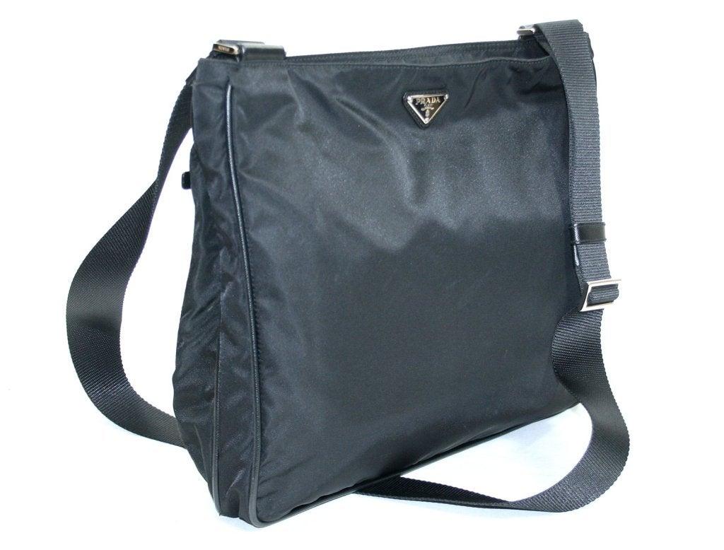 Nylon Body Bag 55