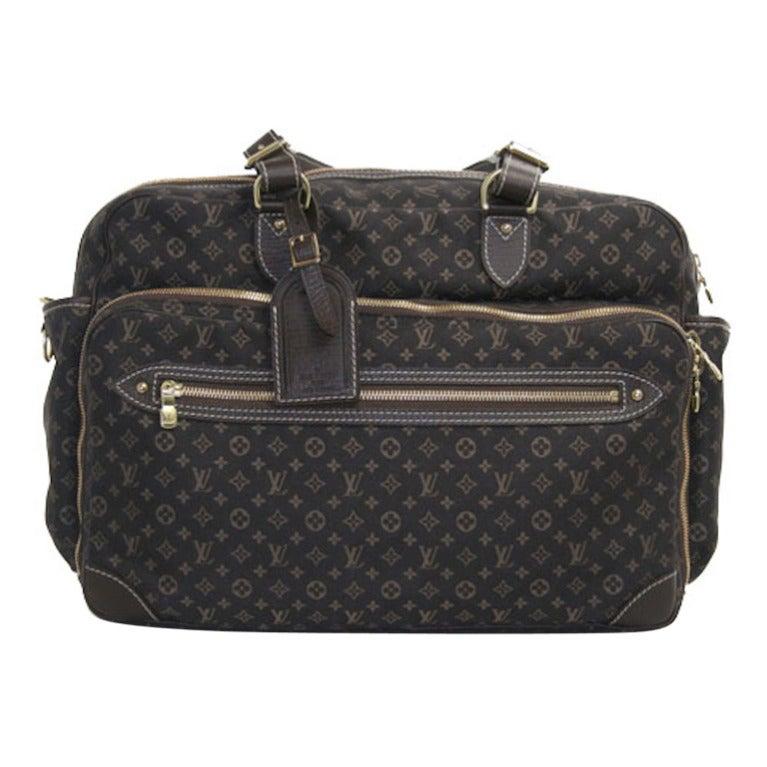 a5b56ac29b Louis Vuitton Brown Monogram Idylle Unisex Diaper Bag at 1stdibs