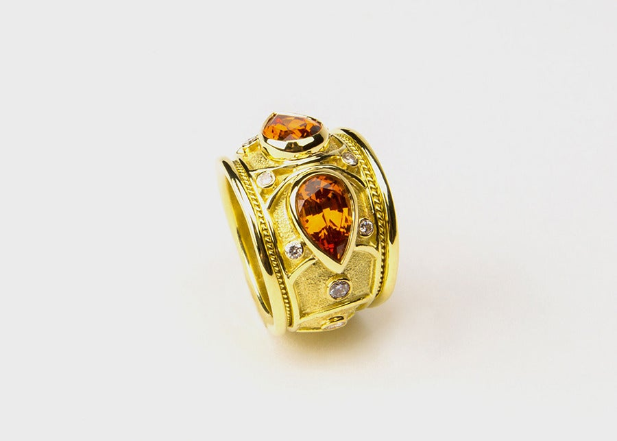 Mandarin Garnet Diamond Gold Band Ring For Sale At 1stdibs. 2.3 Carat Wedding Rings. All In One Wedding Rings. Aquamarine Side Stone Wedding Rings. Crwon Wedding Rings. Mystic Fire Rings. One Kind Mens Wedding Wedding Rings. Bold Wedding Rings. Eco Wood Wedding Rings