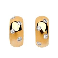 Tiffany & Co. Etoile diamond earrings