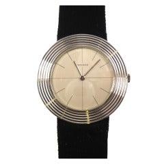 Audemars Piguet Platinum Ultrathin Wristwatch