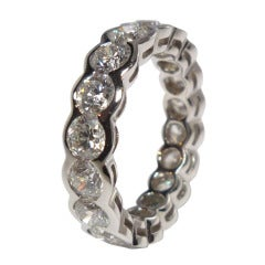 Diamond Eternity Band Ring