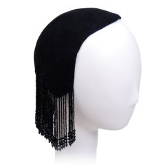 Black Jet John Frederics Made to Order Cap