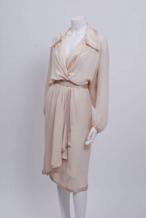 Chloe Dress Formerly Owned By Lauren Bacall For Sale At