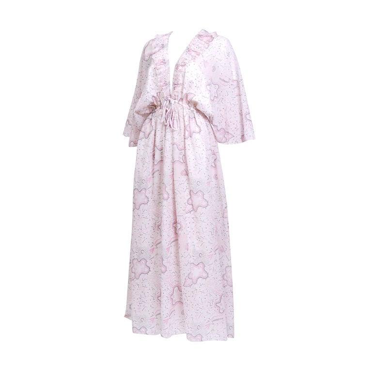 Zandra Rhodes Dress 1