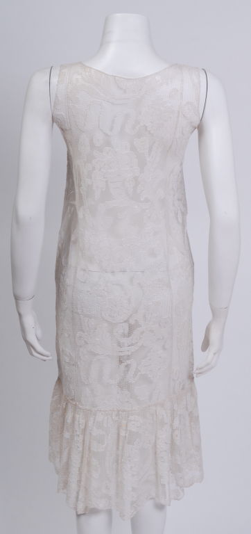 Embroidered Lace Dress 3