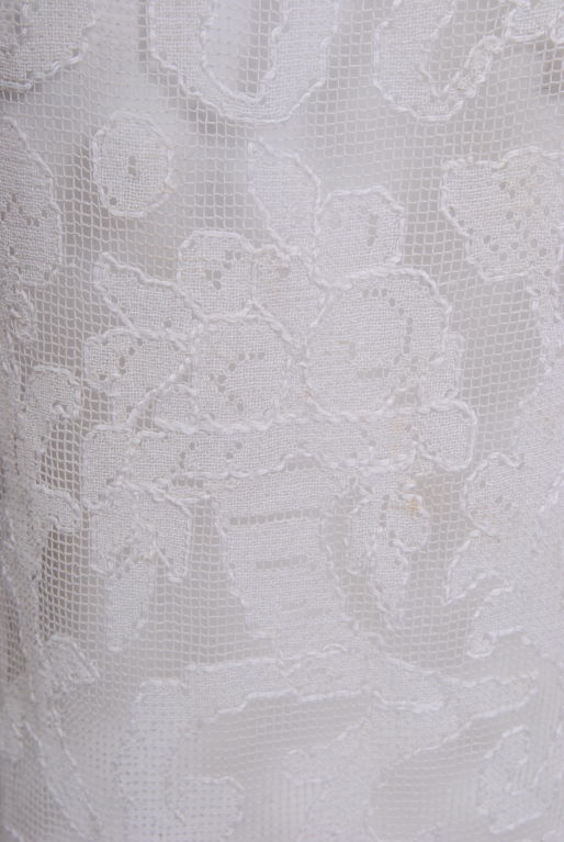 Embroidered Lace Dress 4