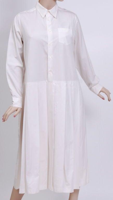 Debbie Harry Vintage Collection Commes Des Garons Shirt Dress 2