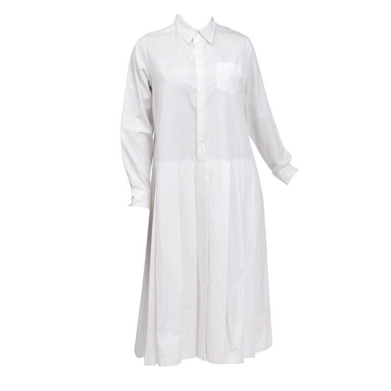 Debbie Harry Vintage Collection Commes Des Garons Shirt Dress 1