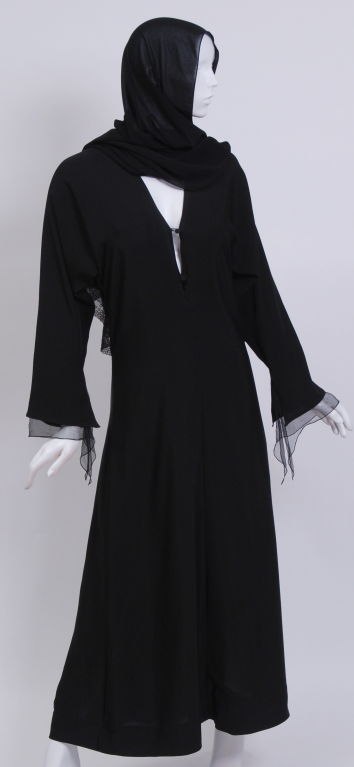 Debbie Harry Vintage Collection Abaya Dress 2