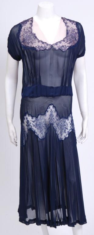 Debbie Harry Vintage Collection Sheer 30's Dress 2