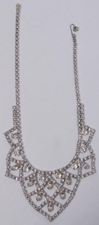 Kramer Rhinestone Necklace 3