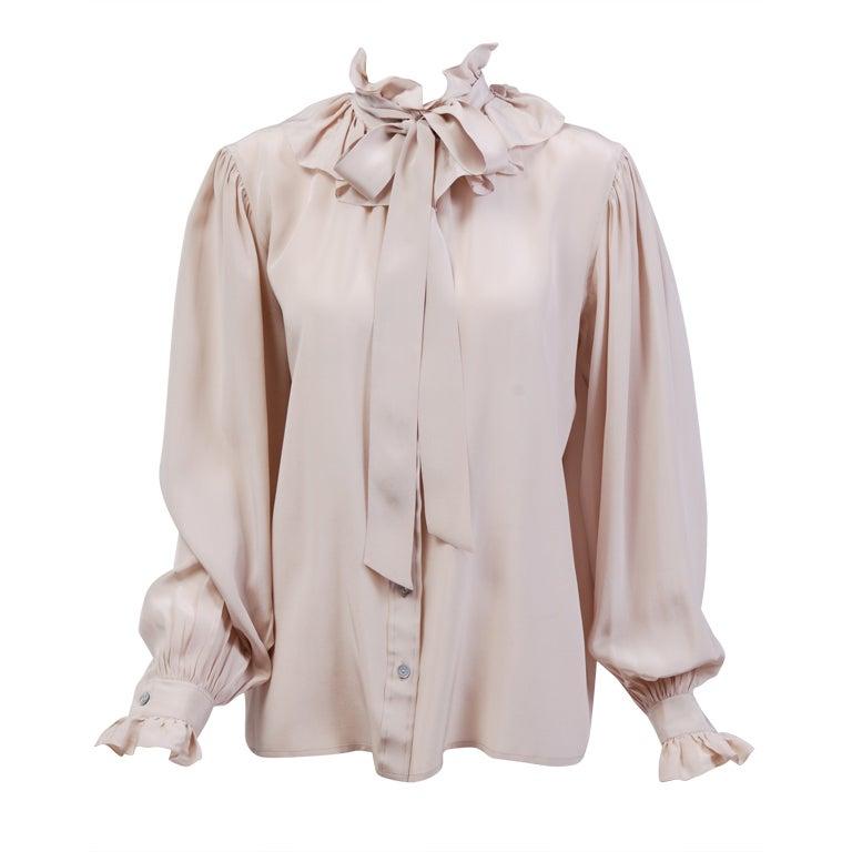 Poets Blouse Shirt 91