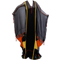 Thea Porter Couture Asian Caftan