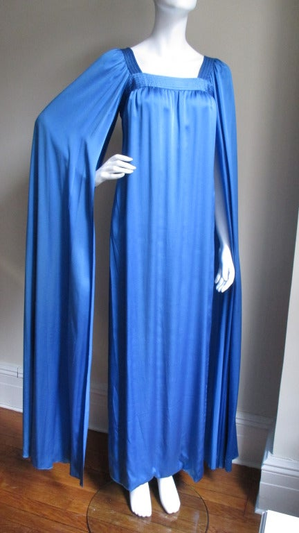 Women's 1970's Christian Dior Couture Numbered Dress For Sale