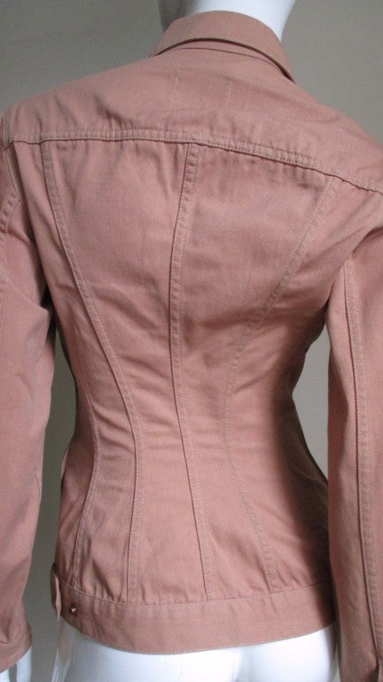 Women's Vintage Junior Gaultier Cage Jacket