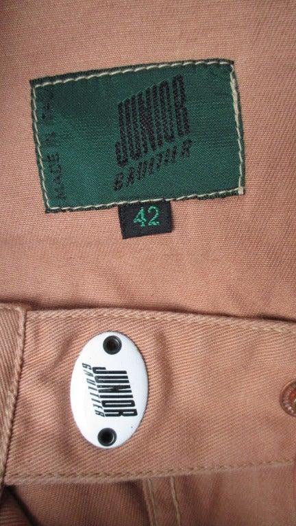 Vintage Junior Gaultier Cage Jacket 2