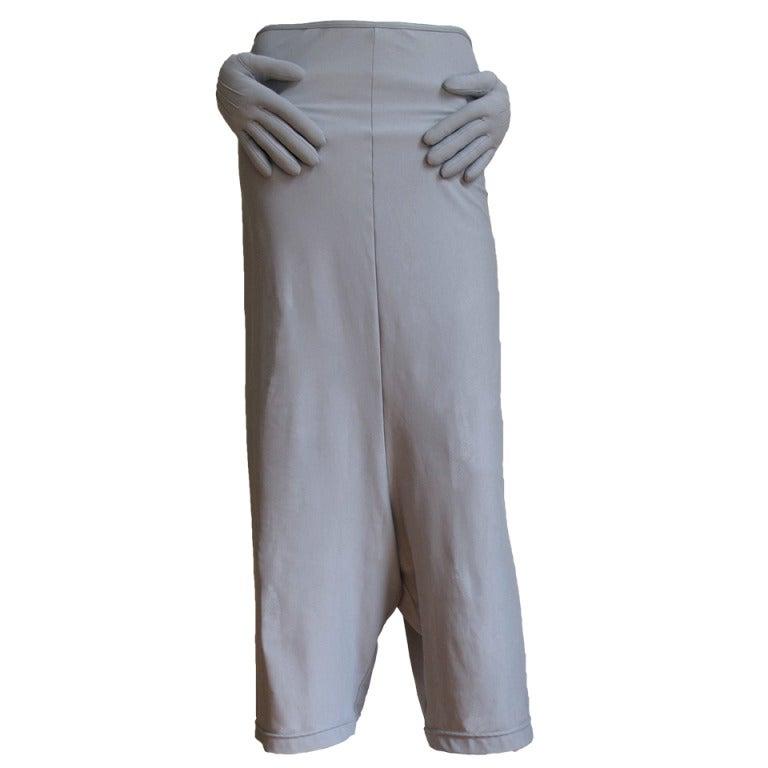 Comme des Garcons 'Hands' Sarouel Pants 1