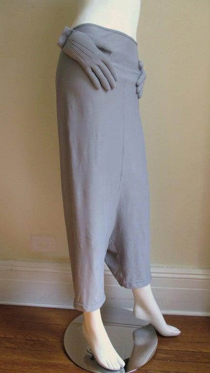 Comme des Garcons 'Hands' Sarouel Pants 4