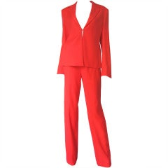 1990's Gianni Versace Couture Suit