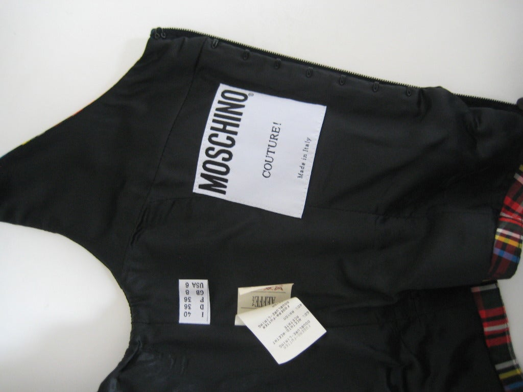 Women's Moschino Bustier For Sale