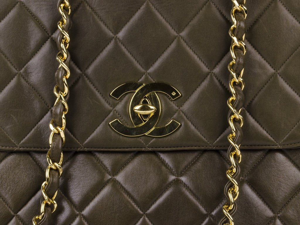 Chanel Vintage Wallpaper Chanel vintage brown