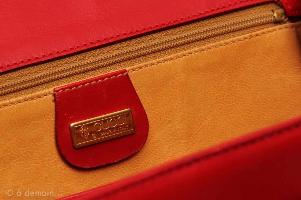 Gucci 1970s Rare And Iconic Bamboo Handbag At 1stdibs