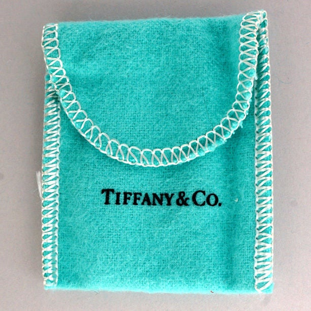 Tiffany & Co. 1.70 Carat Channel Diamond Eternity Band Ring For Sale 1