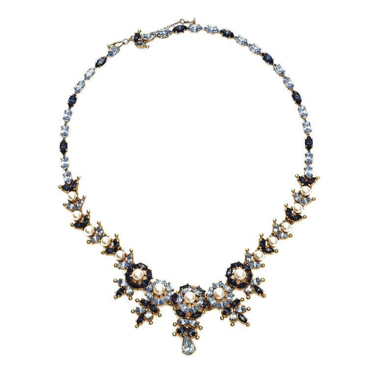 1950s Christian Dior Mitchel Maer Necklace 1