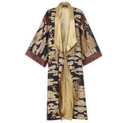 1980s Vintage Kimono by Terence Nolder