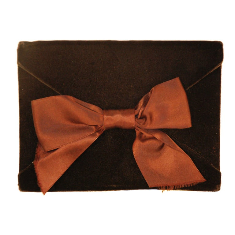 yves st laurent clutch