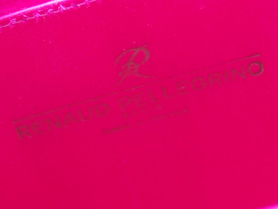 Renaud Pellegrino Shocking Pink Jeweled Evening Bag image 5